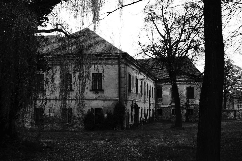 Haunted House  Old House  Home  Facade. Haunted  House   Free images on Pixabay