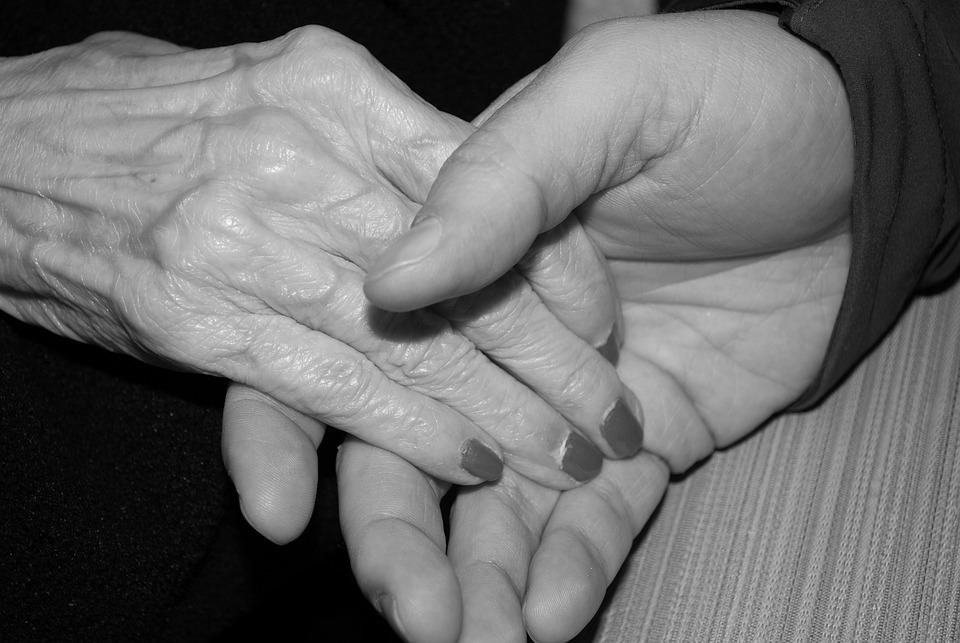 Руки, В Возрасте, Пожилые Люди, Старый, Старший, Кожи