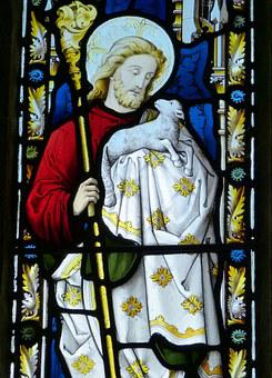 Church Window, Stained Glass, England