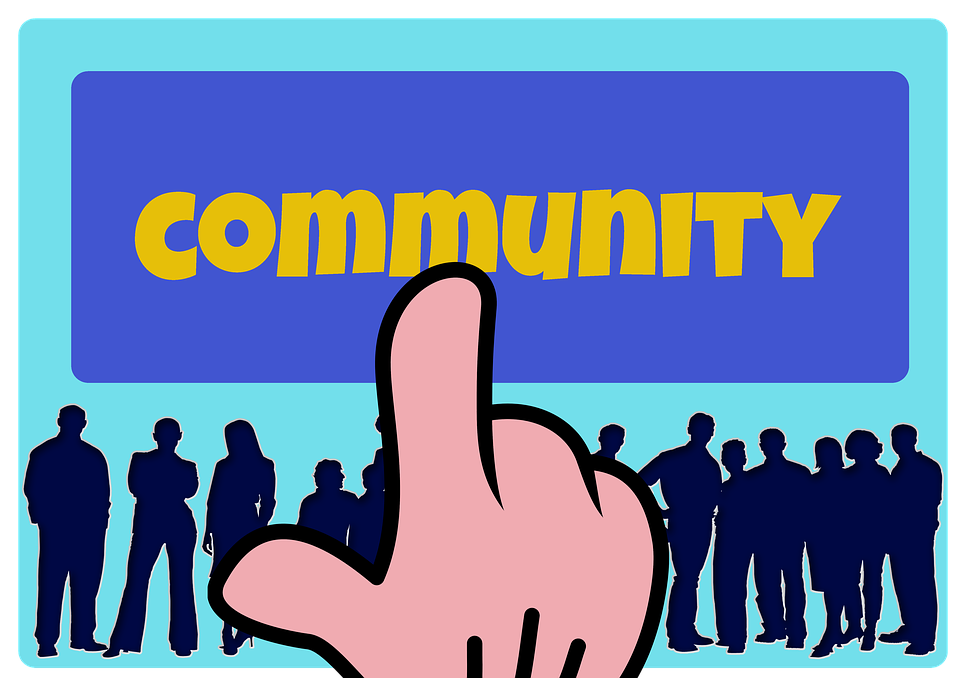 Hand Icon Community 183 Free Image On Pixabay