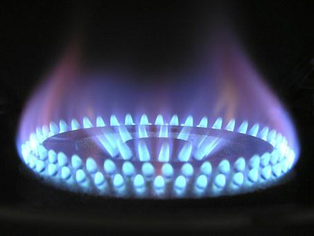Flame, Gas, Gas Flame, Blue, Hot, Ring