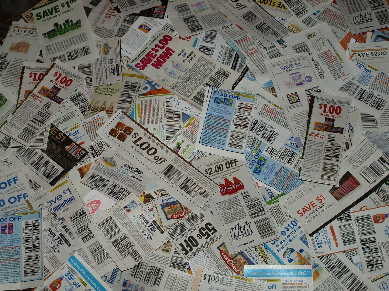 Coupons Promo Codes Shopping - Free photo on Pixabay