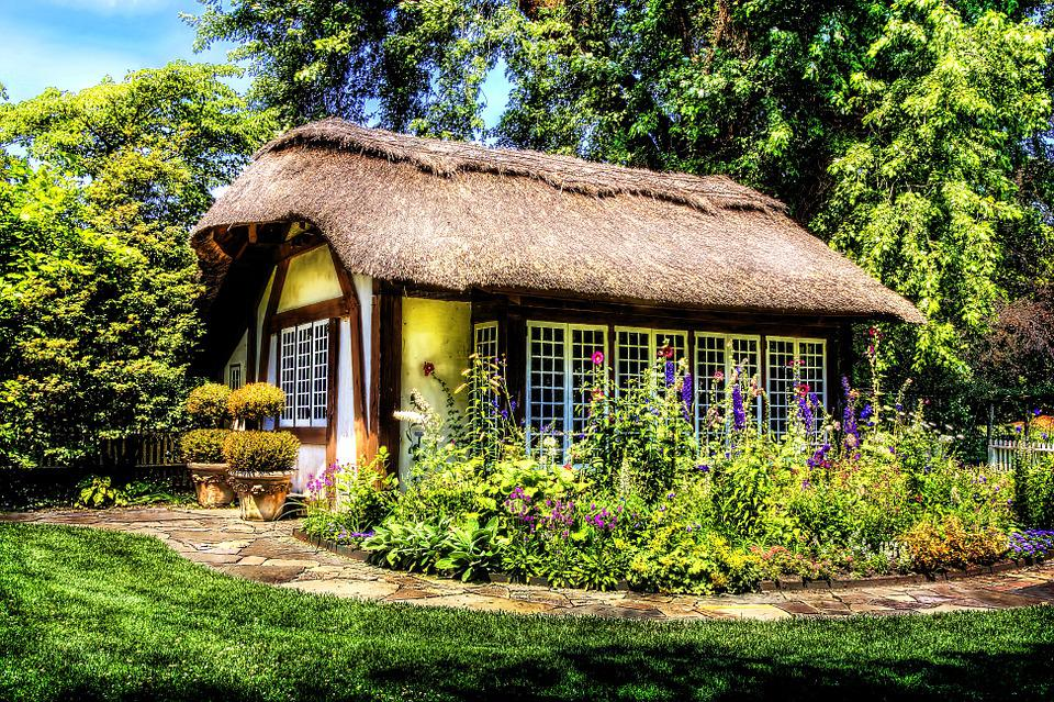 Free Photo Cottage Rural House Nature Free Image On