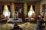 salon, wiktoriański, historyczny