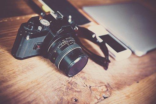 Macchina Fotografica, Fotografia, Dslr