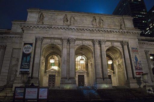 Public Library, New York, Manhattan