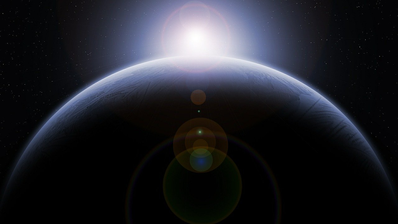 Universe Globe Lamp: A Miniature Memoir