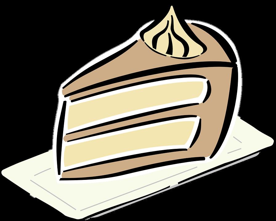 Kuchen Geburtstag Kostenlose Vektorgrafik Auf Pixabay