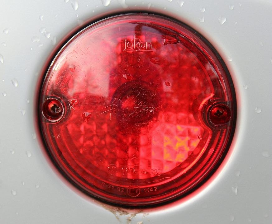 Rood Licht Lamp : Remlicht rood licht gratis foto op pixabay