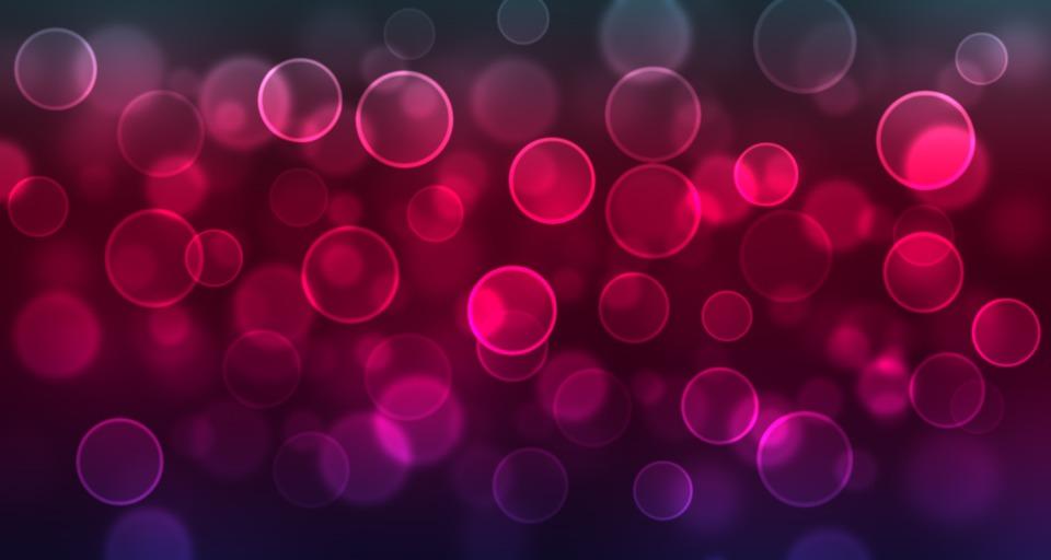 Bokeh Color Rojo Imagen Gratis En Pixabay