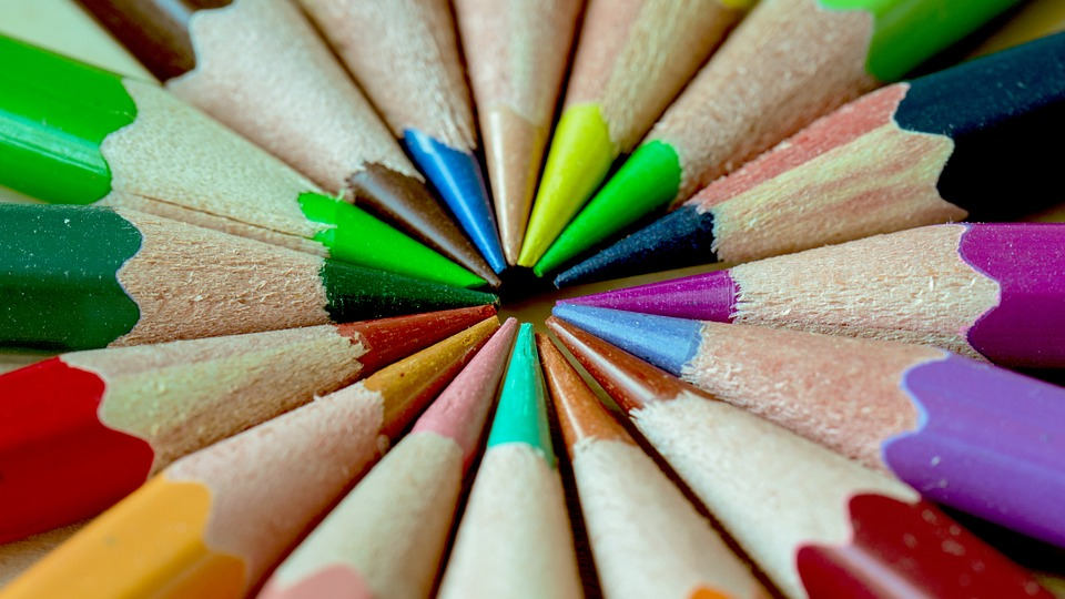 Pluma Lápiz De Color · Foto gratis en Pixabay