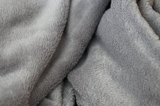 毛布, 塞ぎます, Kuscheldecke, 構造, 繊維, かわいい