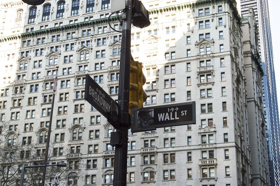 Wall Street Financial New York Free Photo On Pixabay