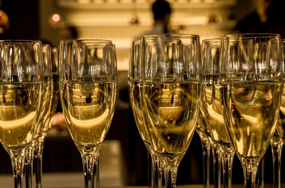 Afbeeldingen Champagne Bubbels