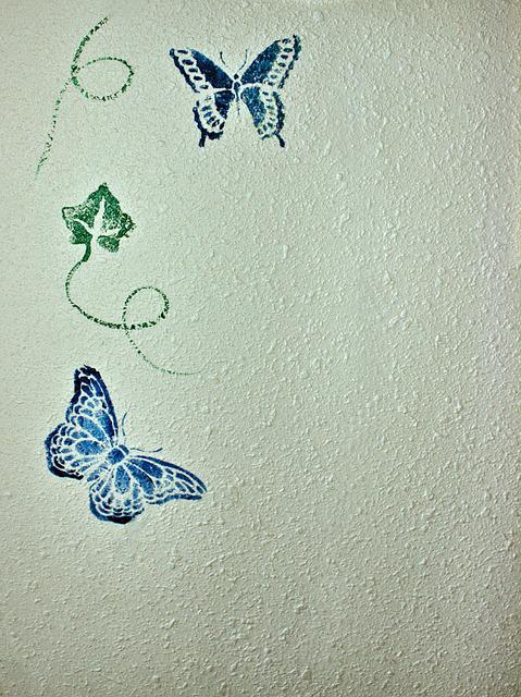 Free Photo Wall Stencil Texture Paint Wall Free