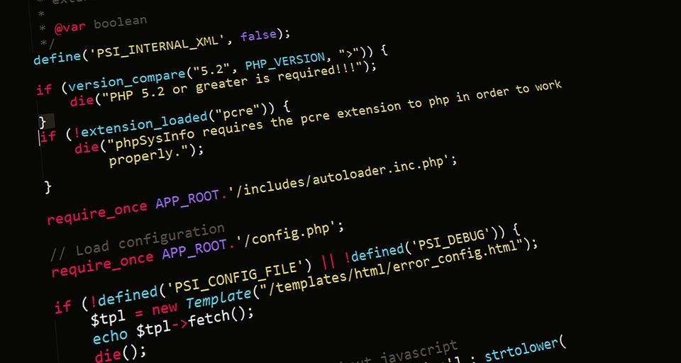 Symfony 5 - Mettre à jour les versions de PHP disponibles