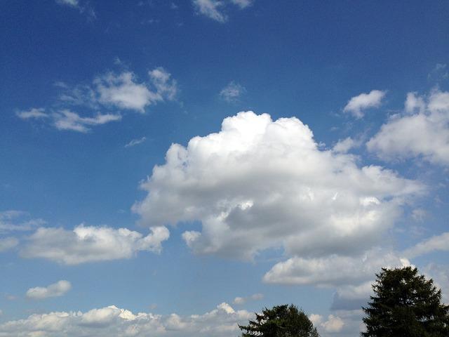 ภาพฟรี: เมฆ, เมฆคิวมูลัส, ท้องฟ้าสีฟ้า - ภาพฟรีที่ Pixabay ...