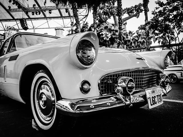 Postcard Pictures Of Mercedes Classic Car