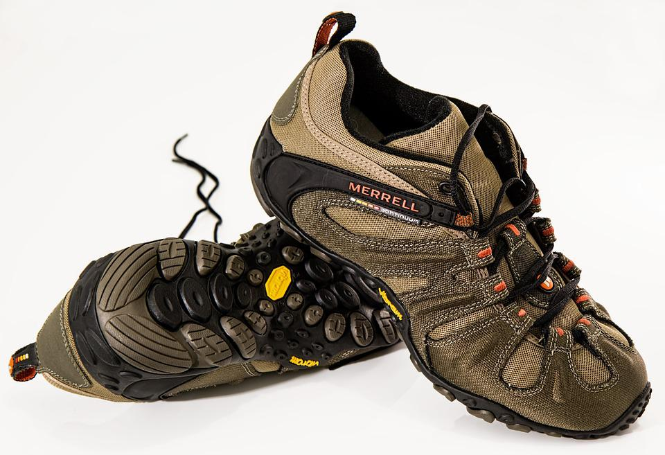 Shoes, Footwear, Hiking Shoes, Walking, Outdoor, Sport