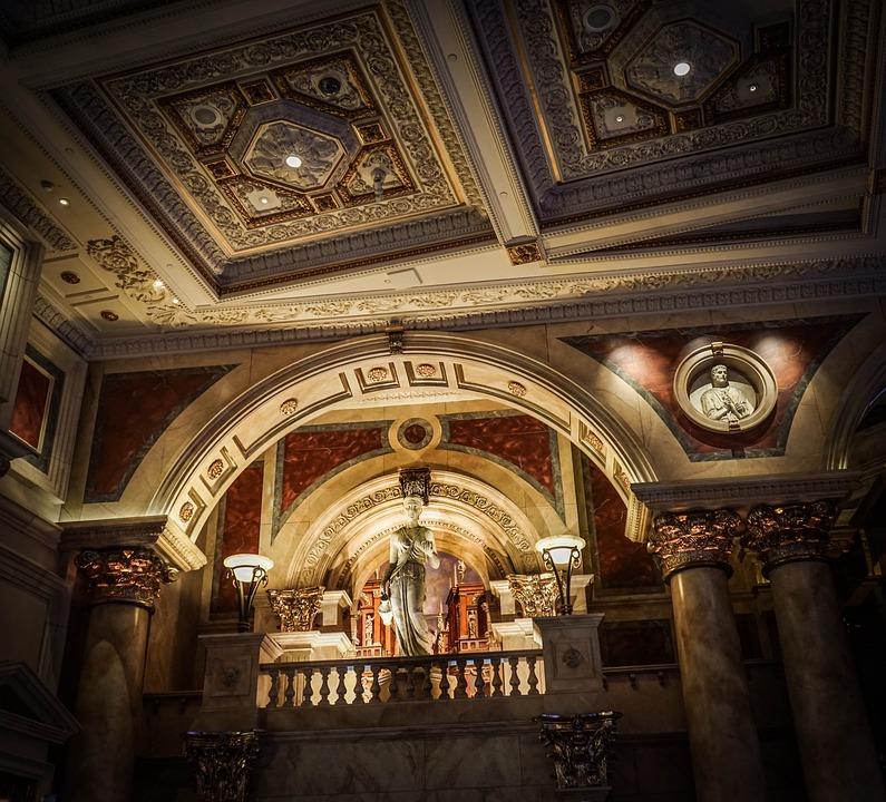 Caesar'S Palace, Las Vegas, Hotel, Casino, Nevada