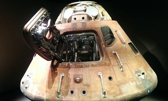 Space Capsule Landing Module · Free photo on Pixabay | 640 x 387 jpeg 78kB