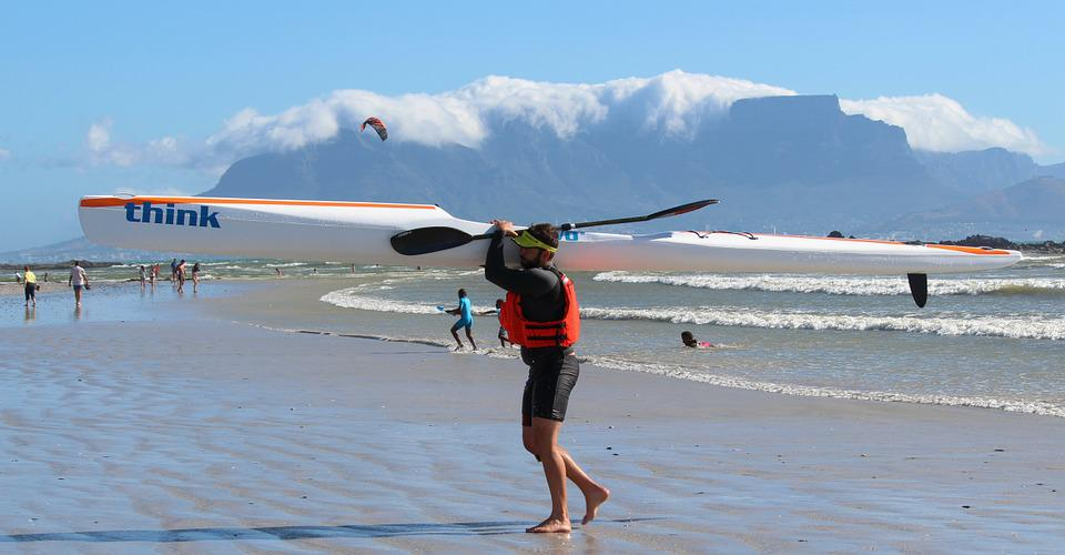 Paddle with Kayaks South Africa