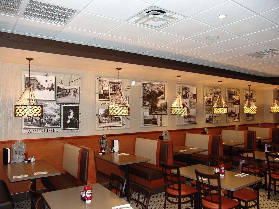 무료 사진: 식당, 레스토랑, 테이블, 자, 공개, 빈 - Pixabay의 무료 ...