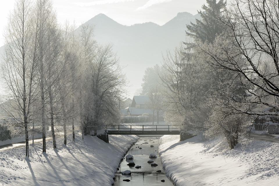 Free Photo Landscape Winter Snow Wintry Free Image