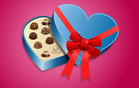 Valentine'S Day, Chocolates, Heart, Love,124 Free images of Chocolate Day Related Images: Chocolate Love Heart  Valentine's Day  Candy  Hot Chocolate  Romantic  Romance  Valentine  Sweet
