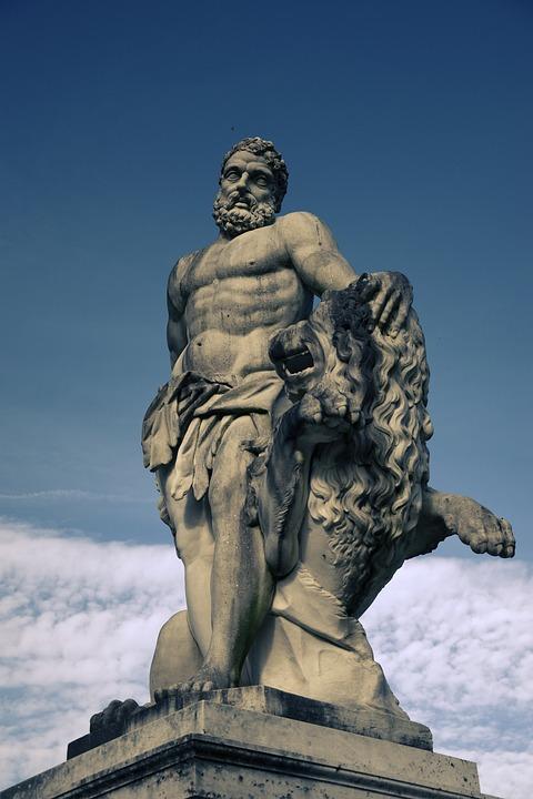 Herkules Gott