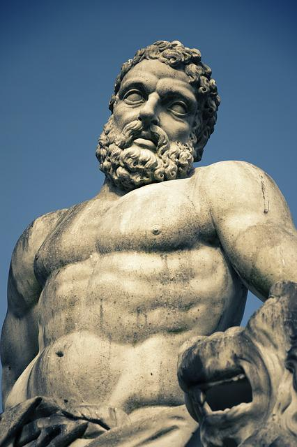 Free Photo Hercules Statue Greek Ancient Free Image