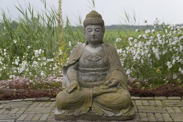 gratis billede buddha billede haven gratis billede p pixabay 588337. Black Bedroom Furniture Sets. Home Design Ideas