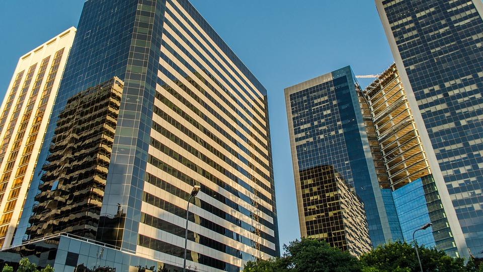 Buenos Aires, Catalinas, Пенсиониране, Сгради