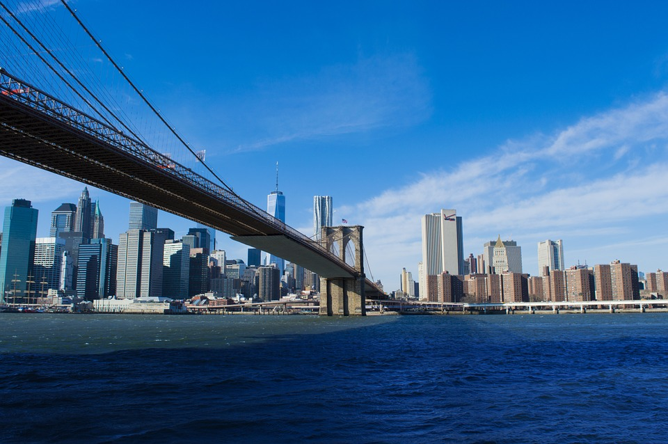 free photo brooklyn bridge manhattan free image on
