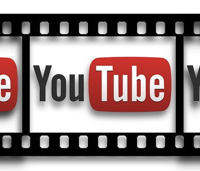 Film, Filmstrip, You, Tube, You Tube, 油管Youtube