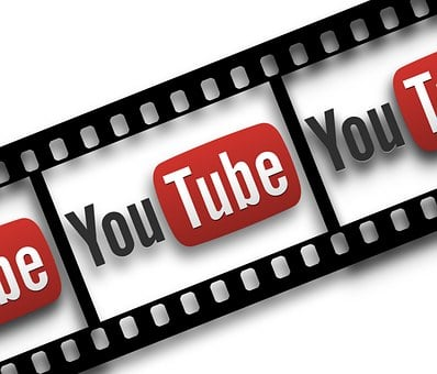Film Filmstrip You Tube You Tube Icon Play