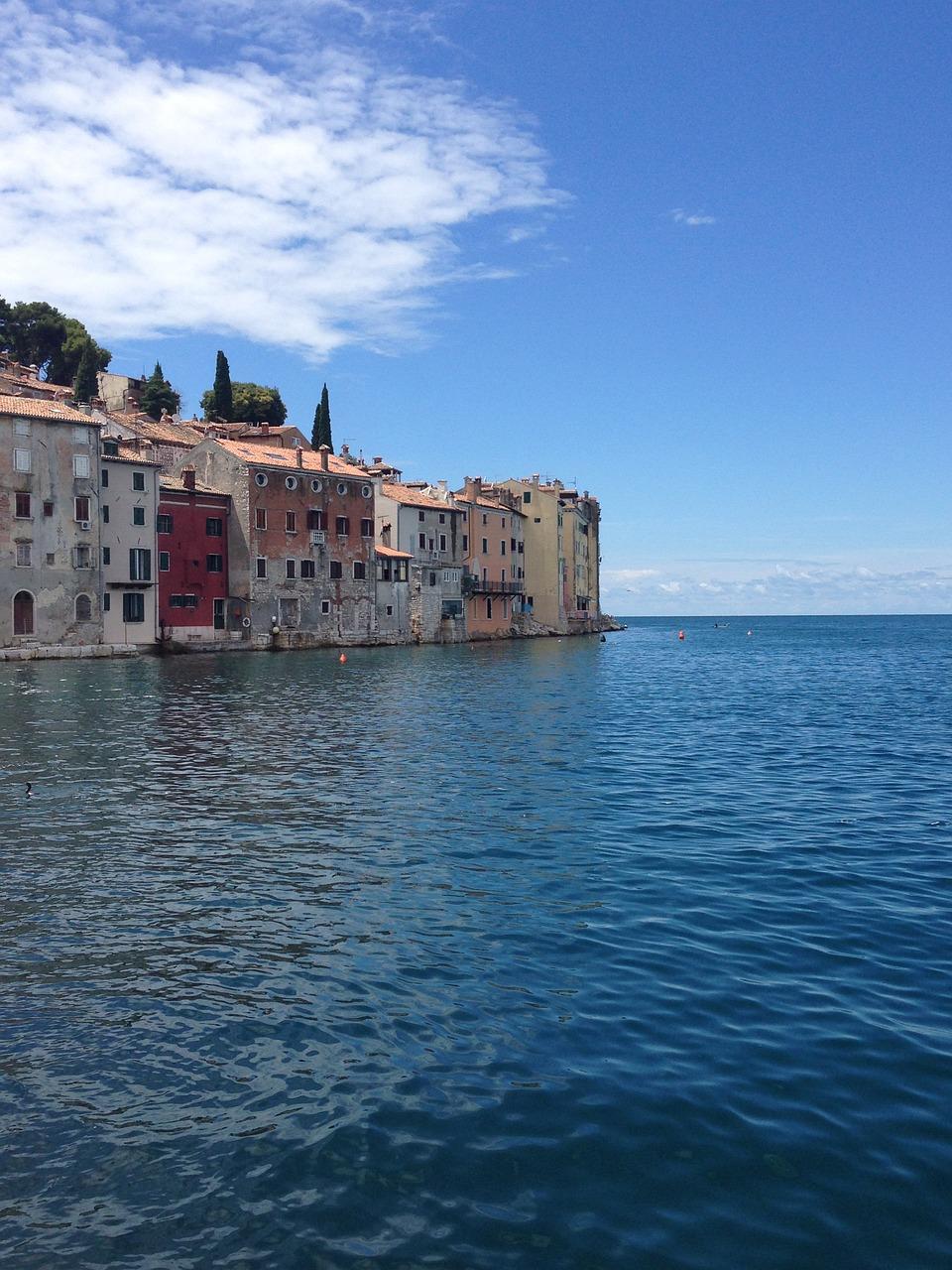 Дома у средиземного моря купить хорватия