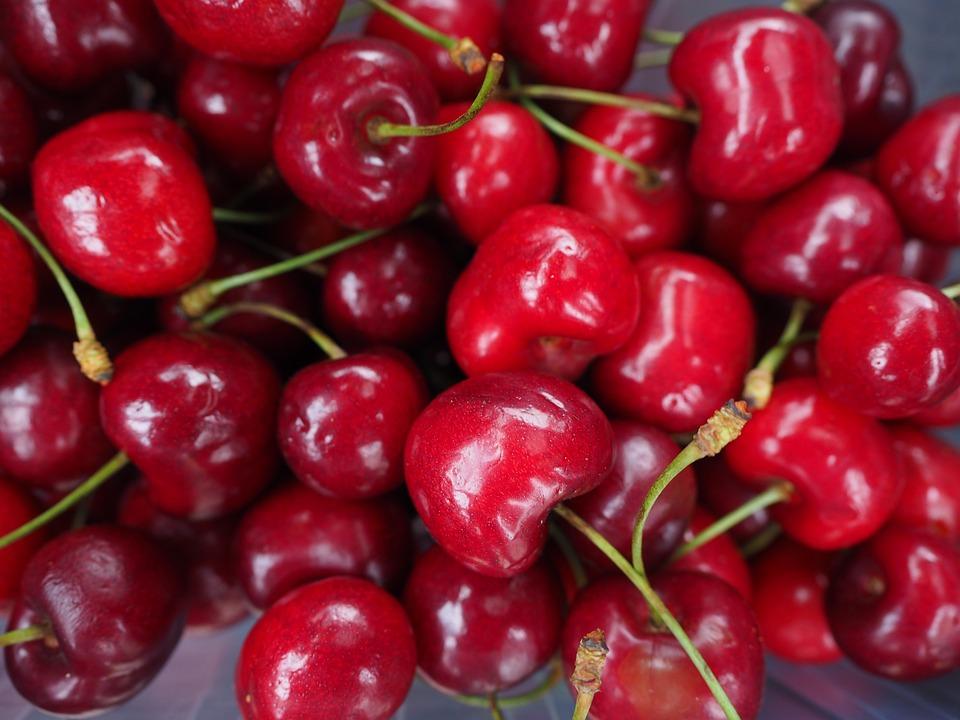 körsbär vitaminer