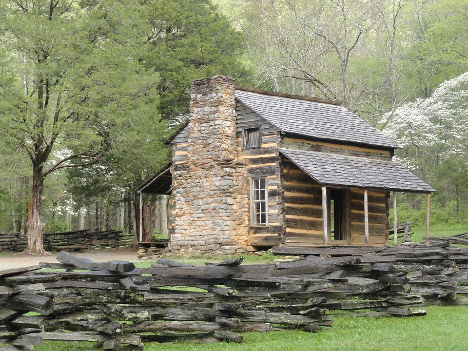 Free Photo Log Cabin Old House Log Old Free Image On