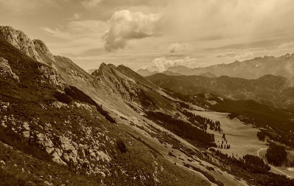 Núi Dãy Hình ảnh Màu Nâu đỏ ảnh Miễn Phí Trên Pixabay