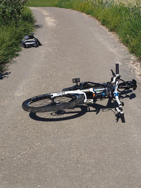 Free Photo Bike Accident Mountain Bike Free Image On