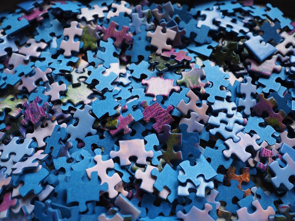 Pieces Of The Puzzle, Puzzle, Play, Piecing Together