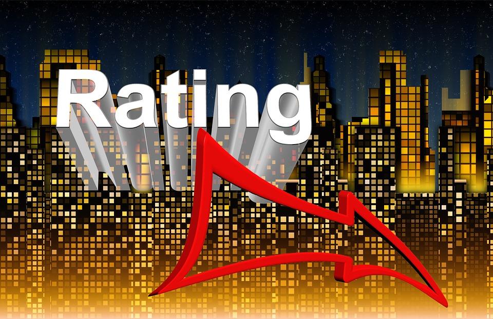 Rating, Einstufung, Vergleich, Geschäft, Firma