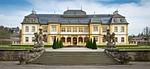 schloss veitshochheim, pałac, architektura