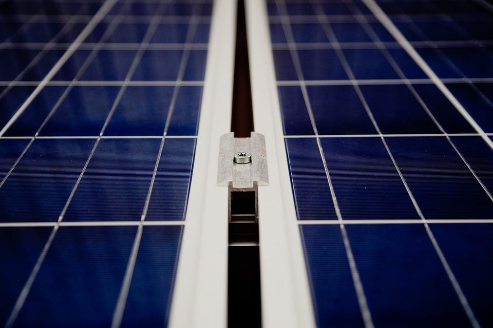 太陽電池, 太陽, 太陽電池パネル, 屋根, 発電, 太陽エネルギー, Solarenegergie