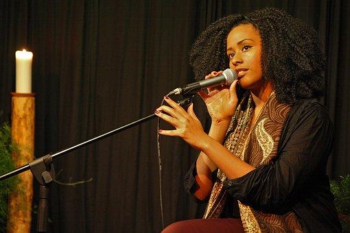 Music, Sing, Concert, Singer