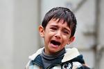 child, crying, kid