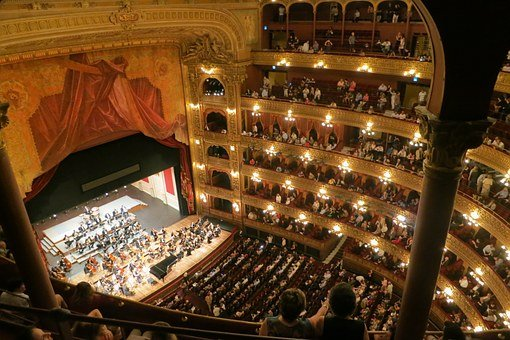Opera, Orchestra, Music, Concert