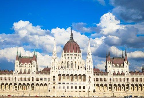 議会, ブダペスト, アーキテクチャ, ハンガリー, 資本金, ヨーロッパ, 市