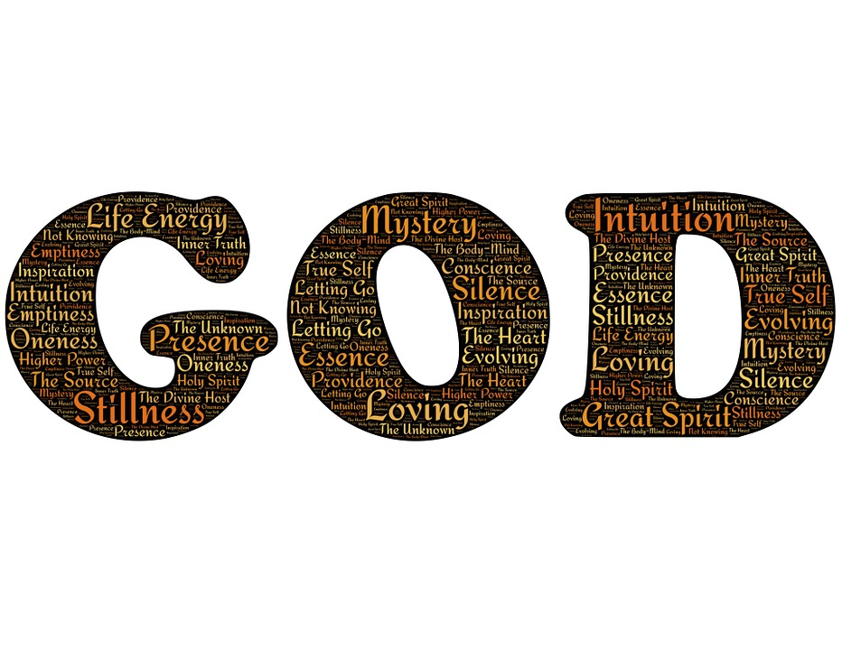 God, Spirit, Spiritual, Being, Here, Now, Present
